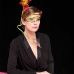 Bowie from the Sheila Morley Millinery Couture Collection